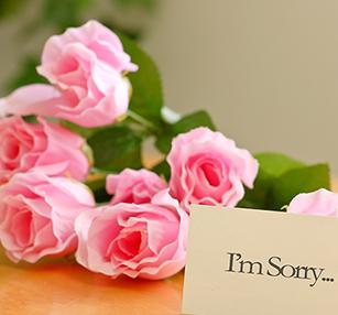 Как же правильно просить прощение? Даем советы!