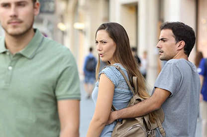 Как перестать ревновать девушку